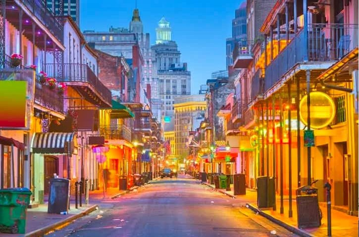 NAEC Shares Positive News from Event Host City New Orleans