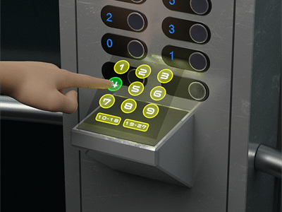Neonode and MZ Technologie Partner for Contacless Elevator Solutions