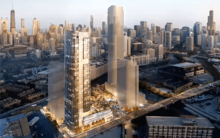 Rezoning for Chicago Mixed-Use Development Approved