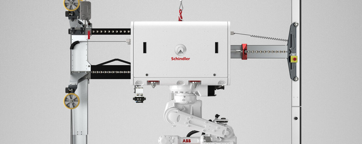 Schindler Robot Technology Debuts In Middle East