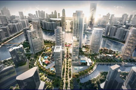 Mega Project Peninsula Launched in Dubai's Business Bay