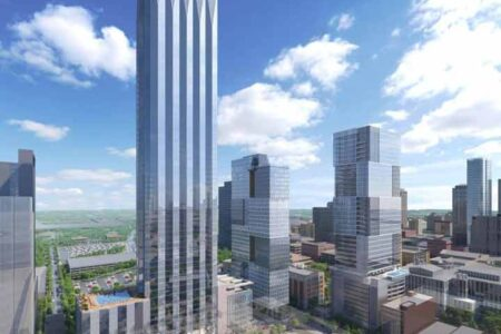 Nashville YMCA Tower to be Tallest in State