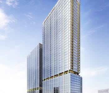 SOM-Designed Nashville Tower is Simpatico with Outdoors