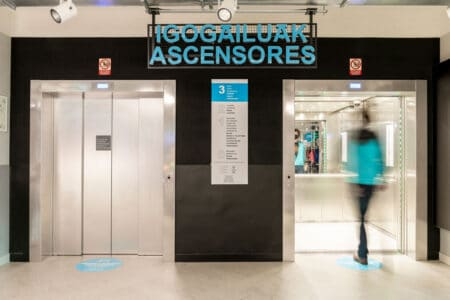 TKE Provides 15 Accessibility Units to Irish Retailer in Spain