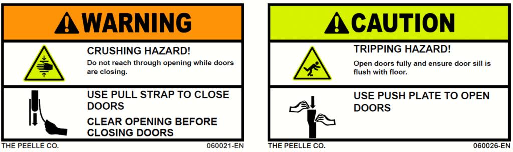 Vertical Sliding Door Maintenance - 6