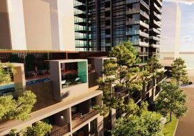 21-Story Build-to-Rent Development Planned in Perth