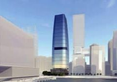 54-Story Mixed-Use Tower planned in Perth's Elizabeth Quay