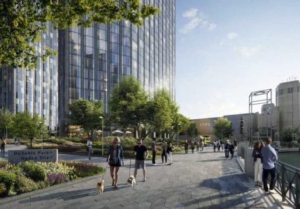 A local company gets a boost, and tower plans evolve
