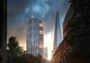 Council to Grant Planning Consent for Edge London Bridge Tower
