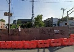 A 44-year-old contractor died as the result of falling nine stories down an elevator shaft at a jobsite in Jersey City, New Jersey