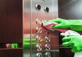 Keeping Elevators Safe From Infections