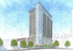 New Plans Filed for Oakland Tower