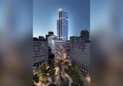 Partnership Developing Montreal Residential Tower
