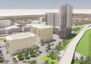 Proposal Submitted for Mixed-Use Development in Kendall, Florida