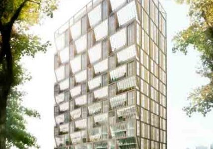 Studio-Gang-Designed-Apartment-Tower-Tops-Out-in-Chicago
