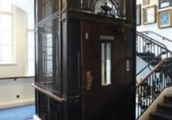The Royal Institution's Micro Leveling Elevator-Figure-1