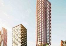 Triangular-Residential-Tower-Planned-in-Rotterdam-06-2018-