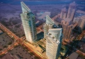 Trio-of-Mixed-Use-Towers-in-Calgary