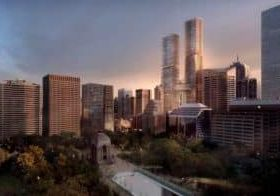 Twin-Tower Project Approved for Sydney's CBD